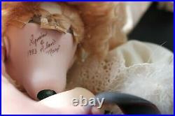 15 VTG Reproduction of Antique Jumeau Doll by Lynda & Alan Marx Beautiful Rare