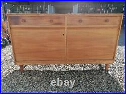 A Rare 20thC Gordon Russell of Broadway Oak Sideboard beautiful design iconic