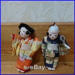 Antique dolls Japan retro antique popular beautiful cute rare EMS F/S