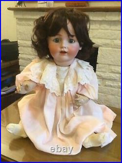 Beautiful Huge 26 65cm Rare Antique Baby Doll KESTNER JDK 257 VGC #