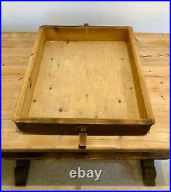 Beautiful, Rare Antique Rustic Spanish Pine Table early 1900's