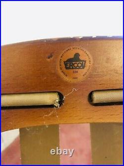 Beautiful Rare Ercol Windsor Easychair Model 334