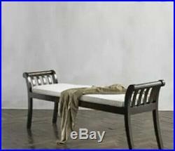 Beautiful Rare Lombok Long Wooden Bench / Window Seat