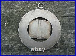 Chaplins Masonic Collar Jewel Antique C1900 Birmingham Rare Beautiful Piece