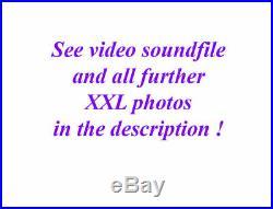 RARE BEAUTIFUL OLD VIOLIN see VIDEO VIOLINO ANTIQUE 972