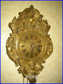Rare Antique Beautiful cuckoo clock