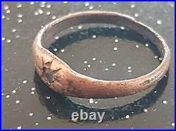 Super rare Beautiful Yorkist supporters ladies ring A must read description L30s