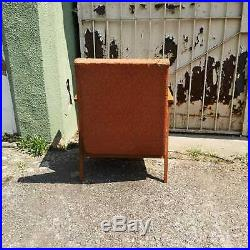 Unique Vintage Mid-Century Beautiful Armchair 60s Rare Design