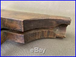 Very Rare Beautifully Made Antique Saw Vice / Vise